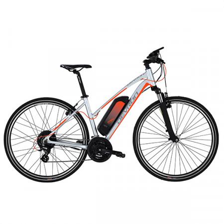 Devron naisten sähkömaastopyörä